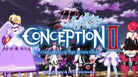 Conception II (3DS) Intro