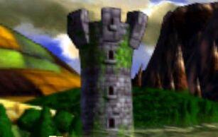 Bats tower