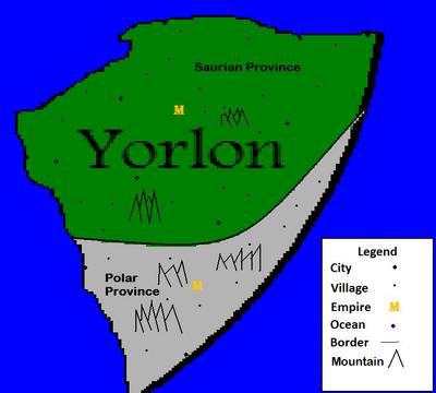 Yorlon Map