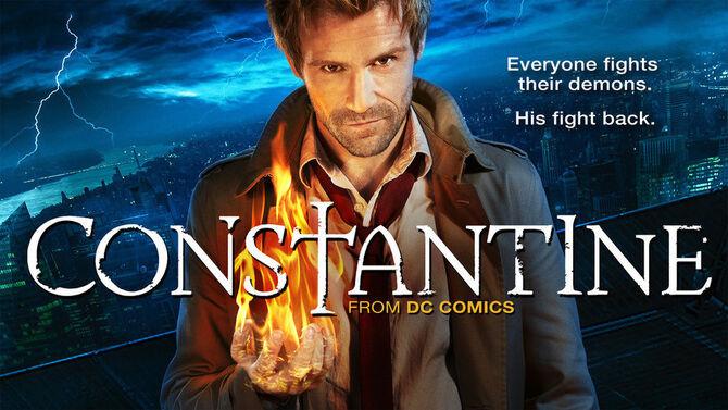 Constantine NBC Poster