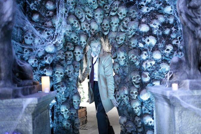 Constantine 1x06 Rage of Caliban