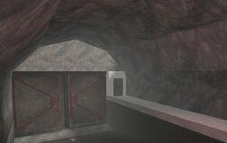 Gate A Tunnels