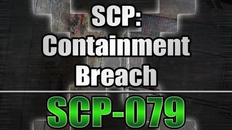 SCP-079