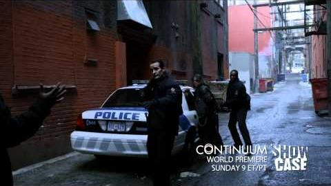 Continuum - 3 Minute Sneak Peek