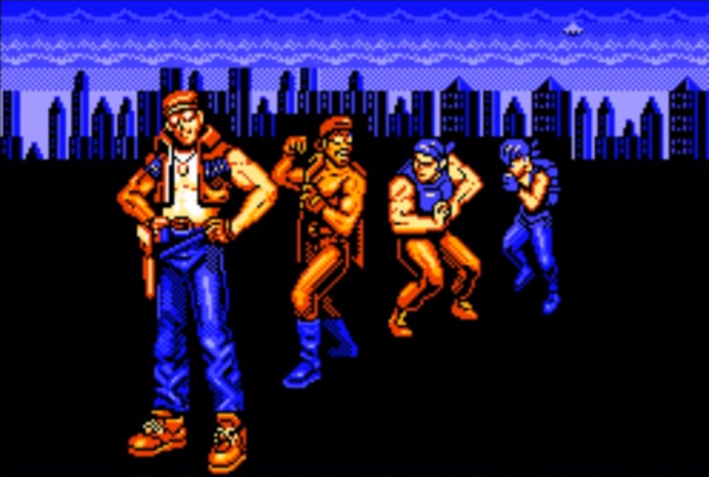 File:Contra Force Characters Credits.png