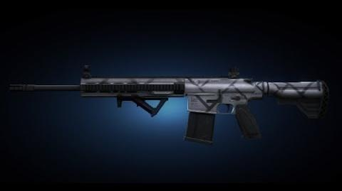 Contract Wars HK 417D Shooting Test-0