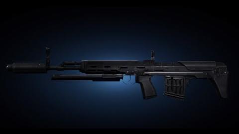 SVU-AS Shooting Test