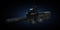 FN P90 DEVGRU