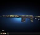Снайперская винтовка СВД-С / Галерея камуфляжей