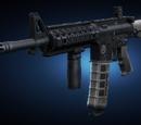 Штурмовая винтовка M4A1 Custom / Галерея камуфляжей