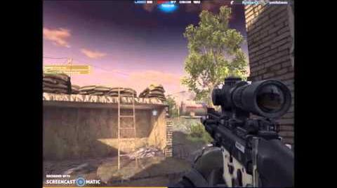 SCAR-L (Contract Wars) Customization and Kill Montage-0