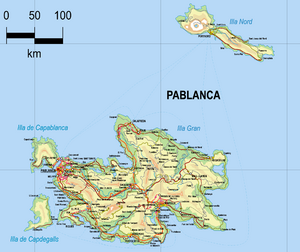 Geography of Pablanca