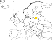 Location of Threussia