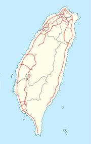 Ryukyu Roadway network Baiyuan
