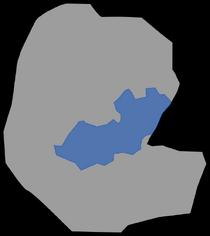 Gallainic Kingdom area