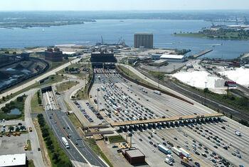 I-95U Miami Tunnel Center