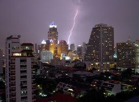 Taoyuan Lightning Storm