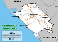 Nyanga General Map01