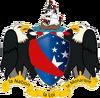 Coat of Arms of Washingtonia