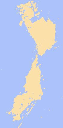 Map of Bayau