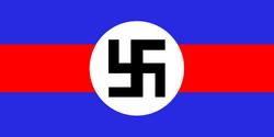 Flag of the Aryan Legion (AK)