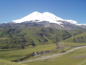 North Elbrus