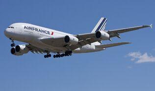 NNNN1742569 AFAirbus A380-861