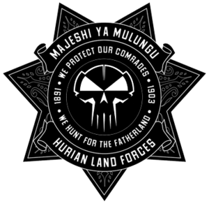 Emblem of the Hurian Land Forces