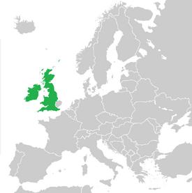 Location of Britannia1