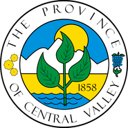 Seal of Central Valley