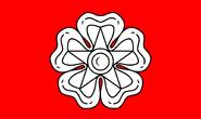 White Rose Flag