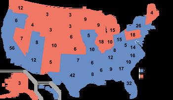 2040 Electoral Map (CS)