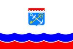 Flag of Leningrad Okrug