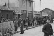 Manchuria food shortages