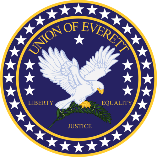 Great Seal of the Union of Everett