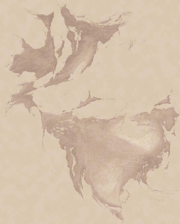 Faith map 2 (e) sepia