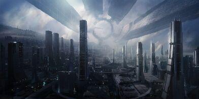 Humanidade (Space Colony)