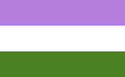 Queerland Republic Flag