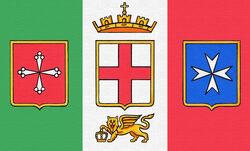 Italian flag (MultiChronos)