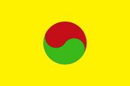 Flag of Shanghai