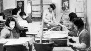 Manchu factory 1948