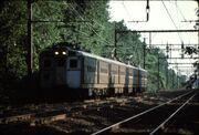 Arrow III train - South Orange NJ