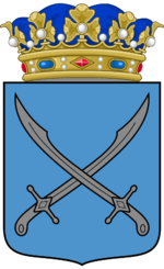 Coat of Arms of the Kanian Army