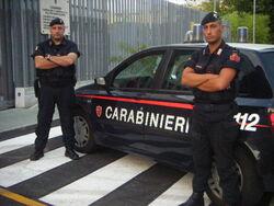 Carabinieri trieste