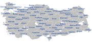 Tur-map