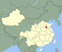 Donghai Changhua map.png