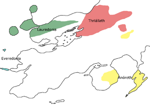 Elven Kingdoms second era