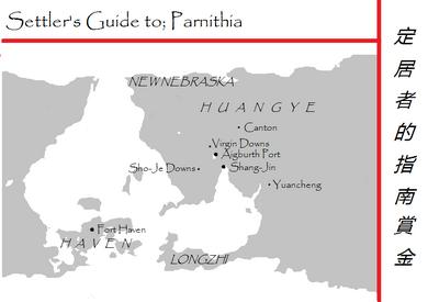 Settler's Guide to Parnithia