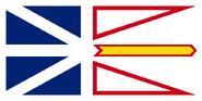 Newfoundland and Labrador State Flag