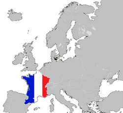 France location EUrope